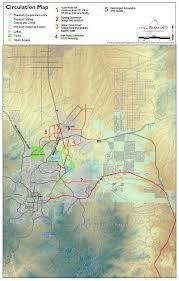 az city map general plan city of prescott arizona
