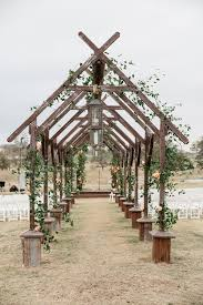 wedding arches rentals in houston tx rustic ranch wedding at willow creek ranch todd events