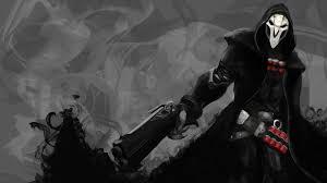 overwatch halloween background video 133 reaper overwatch hd wallpapers backgrounds wallpaper