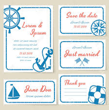 nautical themed wedding invitations nautical themed wedding invitation and greeting cards with rope