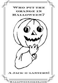 cartoon halloween picture black and white halloween joke cartoon pumpkin man cpal