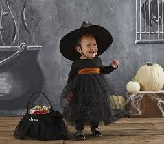 Baby Pickle Halloween Costume Baby Witch Tutu Costume Pottery Barn Kids