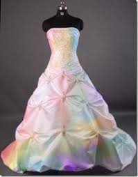 pastel colored wedding dresses pictures ideas guide to buying