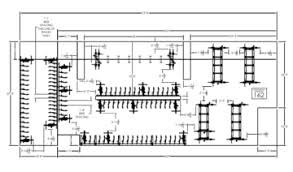 plan layout bike parking layouts and site planning sportworks