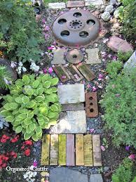best 25 garden junk ideas on pinterest primitive garden decor