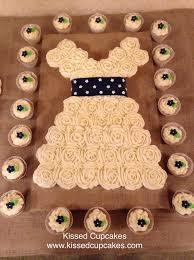 bridal cupcakes bridal groom engagement kissed cupcakes kissed cupcakes