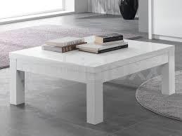 table basse fabrizio carrée blanc laque chez mobistoxx