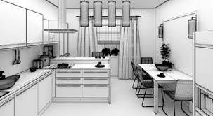 kitchen 3d design software free free kitchen design software