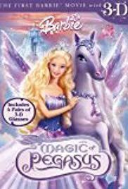 barbie magic pegasus 3 video 2005 imdb
