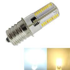 microwave light bulb led pack 10 e17 c9 intermediate light microwave freezer led cool white