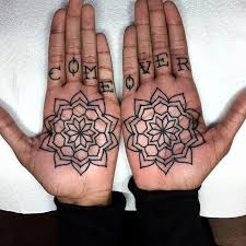 169 best palm tattoos images on ideas palm
