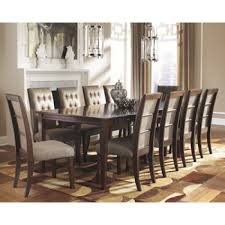 dining room marble dining set ashley dining table tall