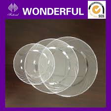 clear plastic plates buy cheap china clear disposable plates products find china clear