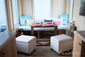 Ana White Tiny House Kitchen by Ana White Coffee Table Converts To Dining Table From Wild Rose