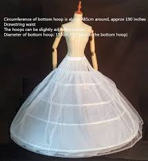 wedding dress hoop ss9 king size petticoat angel secret online store powered by