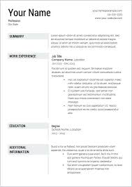 resume templates for mac free resume templates mac builder and macbook