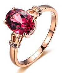 gemstone rings designs images 1 50 carat pink sapphire and diamond designer gemstone engagement jpg