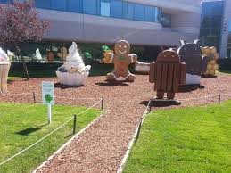 android statues android garden statues 1 picture of android lawn statues