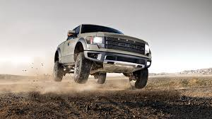 Ford Raptor Off Road - thirty five inch bfgoodrich all terrain tires modified