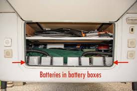 wet cell vs agm batteries u0026 rv wiring tips
