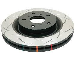 honda civic rotors dba 42500s 4000 t3 slot brake rotor honda civic type r ep3 fn2