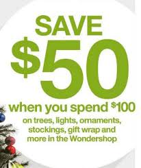 black friday artificial tree deals target tomorrow only 50 off a 100 holiday wondershop purchase at
