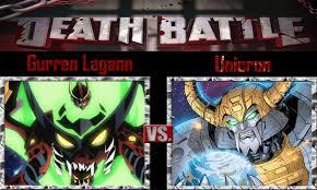 Gurren Lagann Memes - gurren lagann vs unicron by sonicpal on deviantart