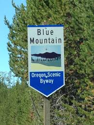 blue mountain oregon scenic byway cabin fever chronicles