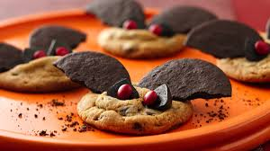 scary good halloween cookies pillsbury com