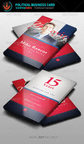 Buy Business Card Political Business Card Template 2 Card Templates Business