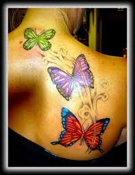 tattoopictureart com butterfly tattoos meanings