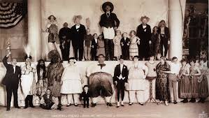 Barnes And Bailey Circus Little By Little Hales Congress Of Freaks Ringling Brothers And