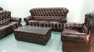 Classic Chesterfield Sofa Chesterfield Sofa Leather Malaysia Memsaheb Net
