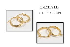 gold earrings design earrings saudi gold jewelry modern design earring gold earrings