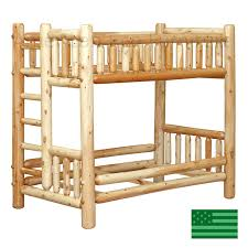American Made Bunk Beds Custom Bunk Beds Made In America Usa Made Children S Furniture