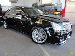 09 cadillac cts v for sale 2009 cadillac cts v sedan in black 164607 jax sports