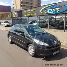 peugeot south africa price and specification of peugeot 207 1 6 5 door xs for sale http