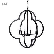 Quatrefoil Ceiling Light 43 Best Lighting Images On Pinterest Ceiling Lights Chandeliers