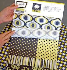 michael miller fabrics u0027 citron gray nursery pleated crib skirt