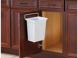 shop pull out trash cans at lowes com kitchen cabinet can size