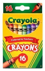 crayola crayons 16 crayons rite aid