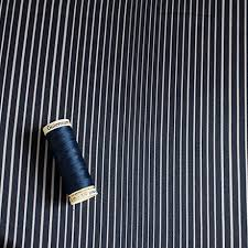 sew over it lining sketch stripes navy sew over it