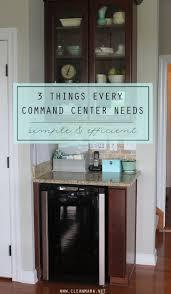 Kitchen Message Center Ideas 96 Best Organize Command Centers Images On Pinterest