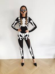 Skeleton Ideas For Halloween 3 Halloween Ideas We Wore What