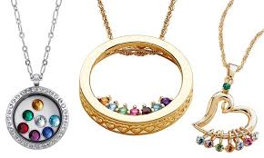 birthstone necklaces for mothers birthstone necklaces s limogès jewelry groupon