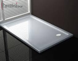 piatto doccia 65x120 piatto doccia in mineral marmo box doccia bagno slim 4 cm bianco
