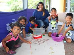 learn more about play based learning at youth centre rising sun