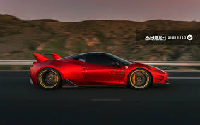 ferrari 458 widebody misha designs wide body ferrari 458 car such