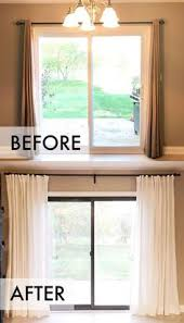 Curtains To Cover Sliding Glass Door Image Result For Sliding Door Curtains Decorating