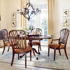 dining room inspiring varnish countertop drexel heritage